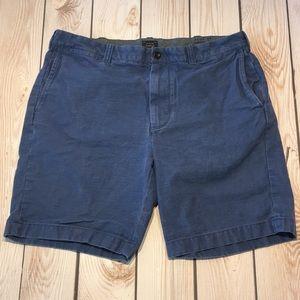 """J. Crew men's Stanton 9"""" shorts"""